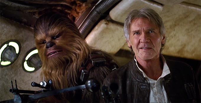 Novo trailer de «Star Wars - The Force Awakens» (Star Wars: O Despertar da Força)