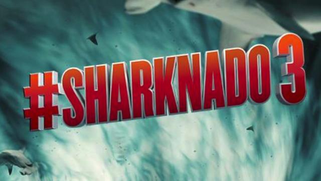 Mark Cuban, Ann Coulter, Bo Derek e Jerry Springer participam em «Sharknado 3»