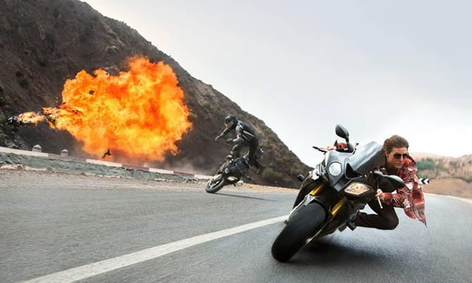 «Mission: Impossible - Rogue Nation» (Missão Impossível: Nação Secreta) por Hugo Gomes