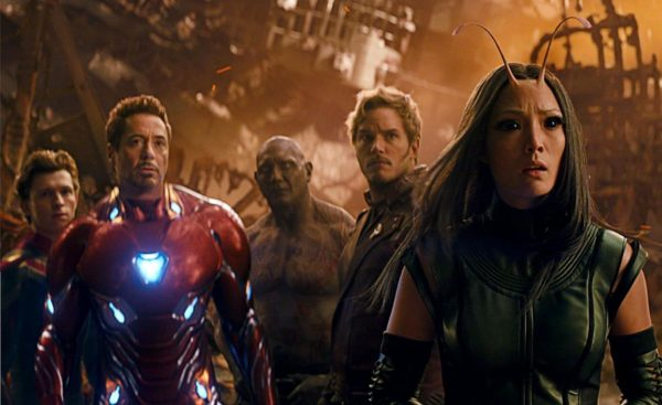 Empire escolhe «Avengers: Infinity War» para filme do ano