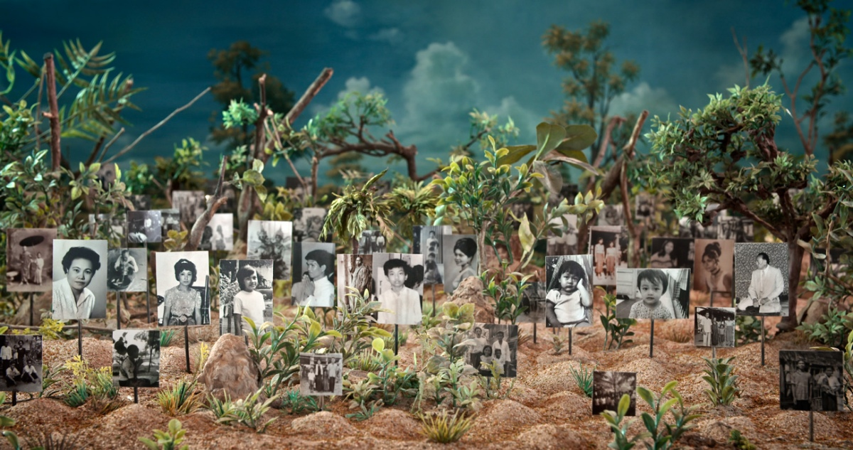 «Graves Without a Name» por Hugo Gomes