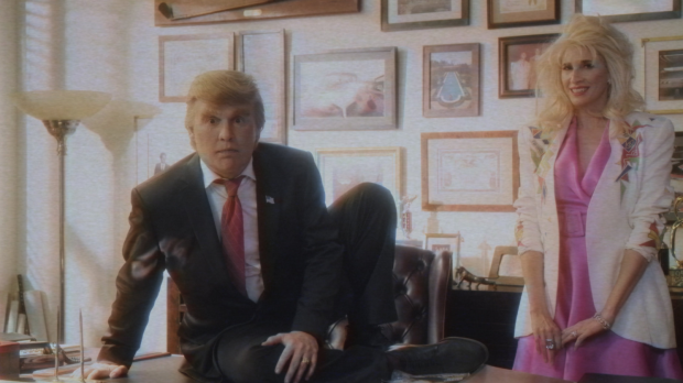 Johnny Depp é Donald Trump em paródia do Funny Or Die