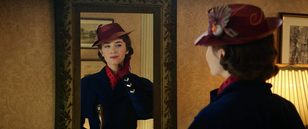 «Mary Poppins Return» (O Regresso de Mary Poppins) por Ilana Oliveira