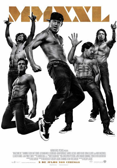 Passatempo Merchandise «Magic Mike XXL»