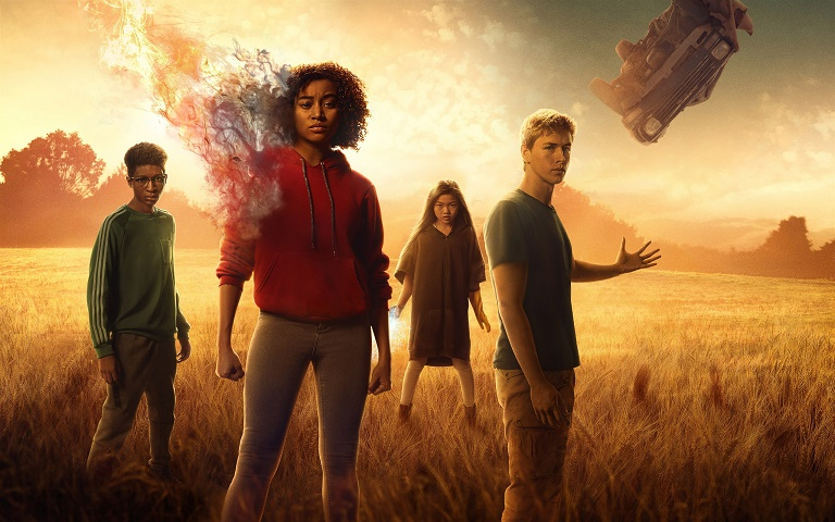 «The Darkest Minds» (Mentes Poderosas) por Hugo Gomes