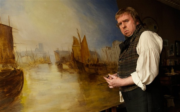 Mr. Turner - Timothy Spall
