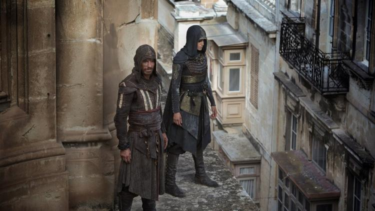 Trailer Internacional de «Assassin's Creed»