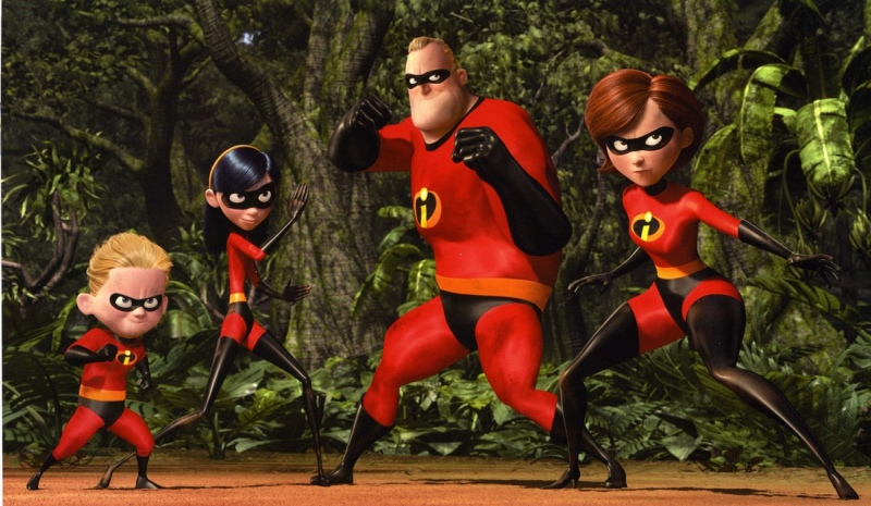 Primeiro vislumbre de «The Incredibles 2»