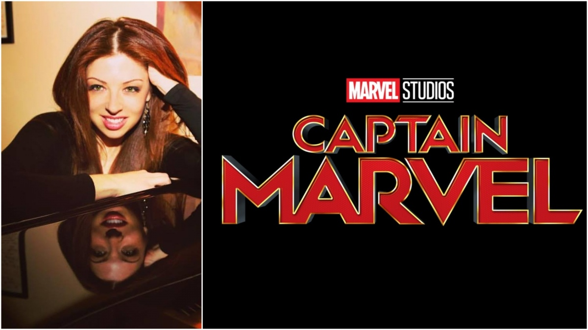 Pinar Toprak será compositora de «Captain Marvel»