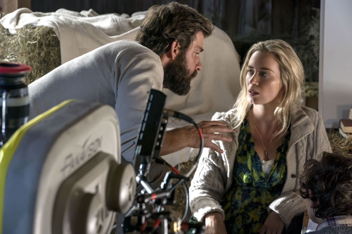 "Dupla de ""A Quiet Place"" de regresso para sequela"