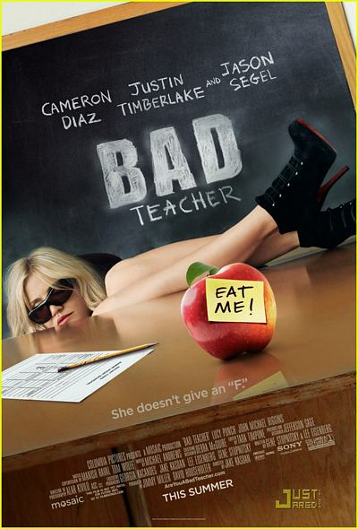 "cameron diaz bad teacher. ""Bad Teacher"" tem Diaz"
